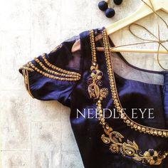 Our simple and elegant designs #needleeye #designsbyneedleeye