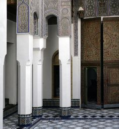 The Dar Seffarine Guesthouse of Morocco – Design*Sponge