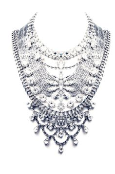 Anthenia Necklace when I get married I will find this and I will order this! #Formyweddingday