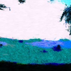 Blue mood at the Countryside (Westerwald)