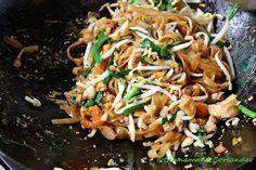 "Authentisches Pad Thai ""Bangkok Style"" - Cinnamon&Coriander"