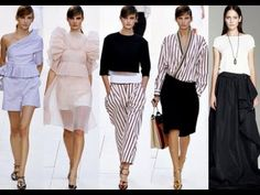 Креативность в дизайне одежды Урок 8  Блузы и топы