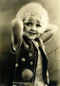 "Shirley Jean Rickert - ""Our Gang"""