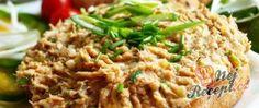 Recept Pomazánka z pečeného masa Meat, Chicken, Food, Essen, Meals, Yemek, Eten, Cubs