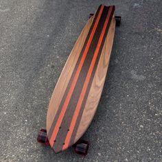 rogerblaisz - 0 results for longboard Wooden Boat Building, Wooden Boat Plans, Boat Building Plans, Longboard Design, Skateboard Design, Skateboard Art, Cruiser Skateboards, Cool Skateboards, Pintail Longboard
