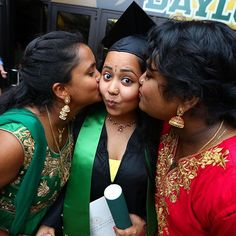 Must get a picture like this with your family on Baylor graduation day!!
