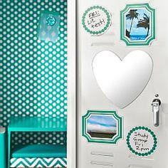 Locker Stuff, School Locker Decorations & Locker Lights   PBteen