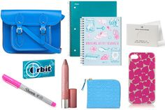CF college handbag essentials