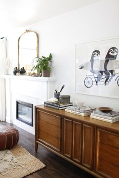 A Boldly Bohemian Home in Seattle | Rue
