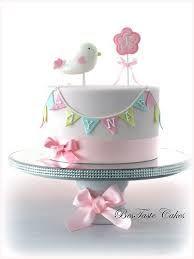 Resultado de imagen para tortas vintage para niñas