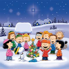 Charlie Brown Snoopy & The Peanuts Gang Merry Christmas, Days Till Christmas, Peanuts Christmas, Christmas Cartoons, Charlie Brown Christmas, Christmas Movies, Vintage Christmas, Christmas Quotes, Christmas Music