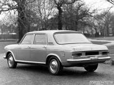 Vanden Plas Princess 1800 Prototype (1968)