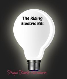 5 Things That Are Driving Up Your Electric Bill