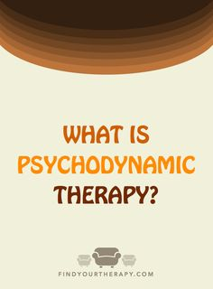 An overview of psychodynamic therapy: What it is, how it's different than other types of therapy, and whether it's a good fit for you.