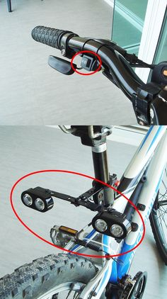 Bicycle indicators - DIY
