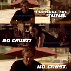 Brian & Mia- The Fast and The Furious Paul Walker Tribute, Rip Paul Walker, Cody Walker, Fast And Furious Cast, The Furious, Michelle Rodriguez, Vin Diesel, Tv Show Quotes, Movie Quotes