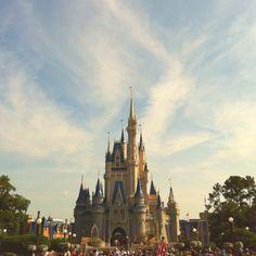 I want to take Q to Disney World.