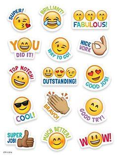 Cheap back to school supplies for teachers - Emoji reward stickers for your class Teacher Stickers, Reward Stickers, Emoji Stickers, Printable Stickers, Cute Stickers, Planner Stickers, Student Gifts, Teacher Gifts, School Supplies For Teachers