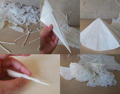 Οδηγίες κατασκευής-μπαλαρίνες-2 Diy Quilling Crafts, Diy And Crafts, Paper Crafts, Diy Art, Ballerina, Blog, Diana, Diy Ideas, Kids