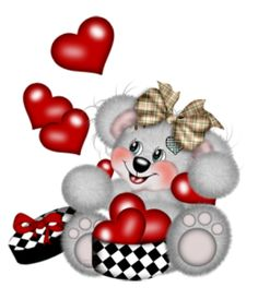 "Photo from album ""valentine teddy bear"" on Yandex. Valentines Day Bears, Valentine Cupid, Walmart Funny, Cute Love Gif, Love Bear, Cute Teddy Bears, Bear Cubs, Clipart, Disney"