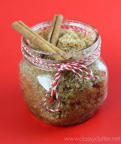 Apple Cinnamon Sugar Scrub