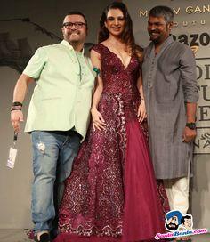 Manav Gangwani Show at AIFW 2015 -- Manav Gangwani Show at Amazon India Fashion Week 2015 Picture # 313025