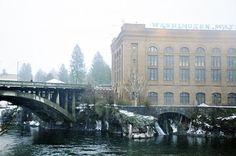 Washington Water Power, Spokane WA