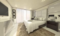 Our presentation for the master bedrooms of Costa Hollywood;a New Construction 303-unit custom furnished Condo-hotel at Hollywood,Florida , Miami.                     #modernfurniture #furniture #interiors #furnituremiami #modernbedrooms #interiordesign #furniturestoresmiami #costahollywood   Www.kmpfurniture.com