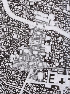 ICHTO, General Plan of the Rehabilitation of Tabriz Bazaar, Tabriz, Iran, 1997-2013