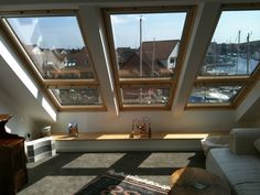 Loft Conversion in Port Solent.