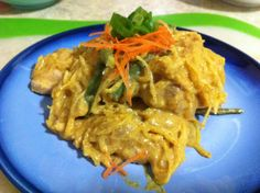 95/5; Paleo Thai Pork and Noodles.