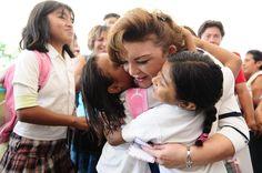 Mi corazón me mantendrá trabajando por quienes no quieren heredar la pobreza a sus hijos.