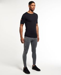 Shop gym clothes for men and find all the sportswear you need for any activity. Combining quality, style and high-tech fabrics to create the ultimate gym wear for men. Shop now. Leggings, Running Tights, Gym Wear, Superdry, Sportswear, Shop Now, Sporty, How To Wear, Men