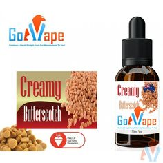 Get the Butterscotch E-Juice for your Electronic Cigarettes to get the same classic dessert taste in your vape. Enjoy the buttery taste. Classic Desserts, Vape Shop, No Bake Treats, Electronic Cigarette, Canning, Scotch, Sweet, Butter, Food