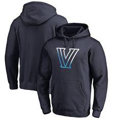 Villanova Wildcats Fanatics Branded Big & Tall Gradient Logo Pullover Hoodie - Navy