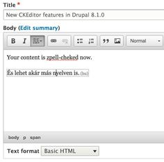[#Drupal] Drupal 8.1.0 is now available