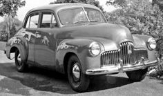 1948 - 1953 Holden FJ. Classic Holden cars & hard to find parts for sale in Australia, UK & USA. Also technical information & photos of Holden cars produced from 1948 to 1982.