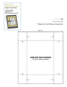 350 Cards & Gifts Patterns/templates