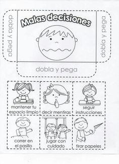 Acuerdos                                                                                                                                                                                 Más Preschool Activities At Home, Teaching Activities, Spanish Interactive Notebook, Interactive Notebooks, Spanish Lessons, Learning Spanish, Elementary Spanish, Bilingual Education, Kids Education