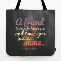 """""""A friend is one who knows you and loves you just the same."""" -Elbert Hubbard by ChnaCapuch on Etsy, $23.00"""