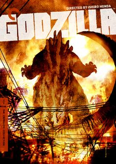 Godzilla (1954) - The Criterion Collection