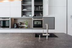 design overall concept FL Küchen Design, Interior Design, Kitchen Cabinets, Island Kitchen, Kitchen Decor, Kitchen Ideas, Modern Decor, Architecture Design, House