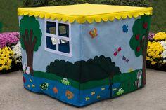Immediate Shipping Kids Tent Animal Sanctuary by missprettypretty