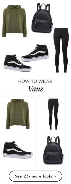 """Untitled #107"" by kylie-freestyle on Polyvore featuring Topshop, The Row, Vans and Hoodies"