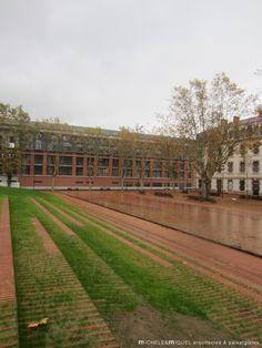 1000 images about landscape public space on pinterest for Jardin niel