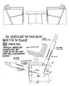 Using Nomadic Furniture book to make doll furniture