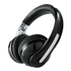 For All: SoundShield™ Noise Cancelling Stereo Headphones @Brookstone