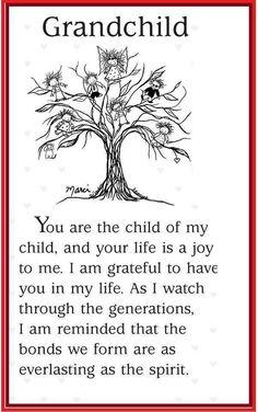 For all my Grandchildren  #inspiring #quotes #grandchildren