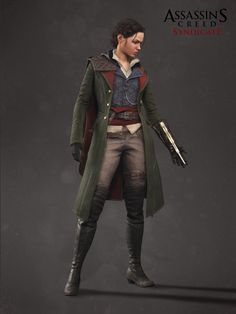 Assassin's Creed Syndicate is, as Assassin's Creed games usually are, very pretty. Which is the result of a massive team of artists from all over the world working on the game.