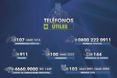 Malvinas Argentinas: Cronograma de servicios en las fiestas